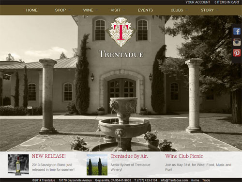 Trentadue Design - Home Page